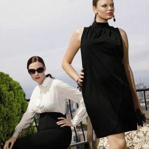 Lane Bryant's Icon Collection Shift Dress